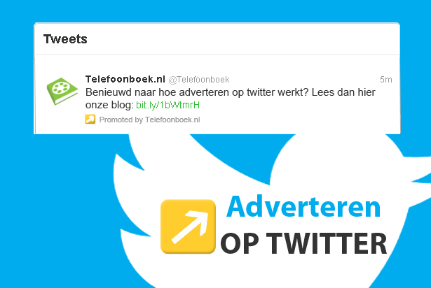 Adverteren op Twitter: wat zijn de mogelijkheden?