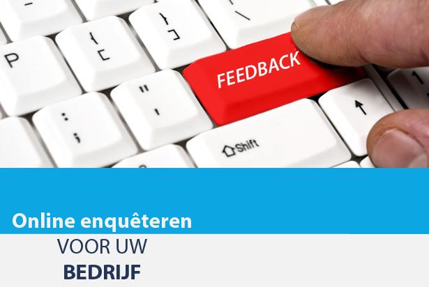 Online enqueteren voor uw bedrijf, hoe doet u dat?