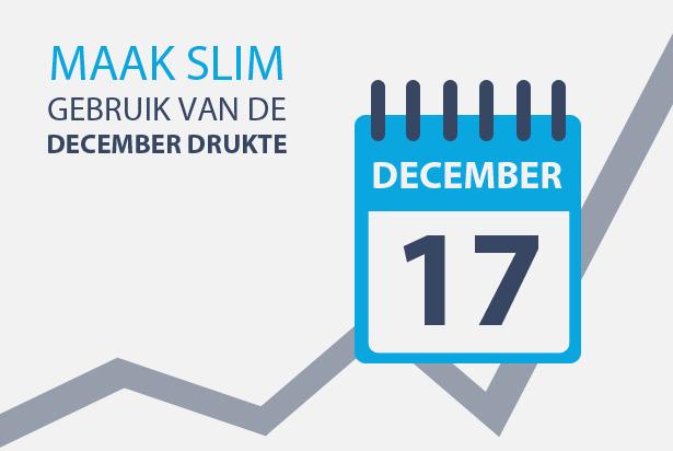 Adverteren op Telefoonboek.nl tijdens de december drukte