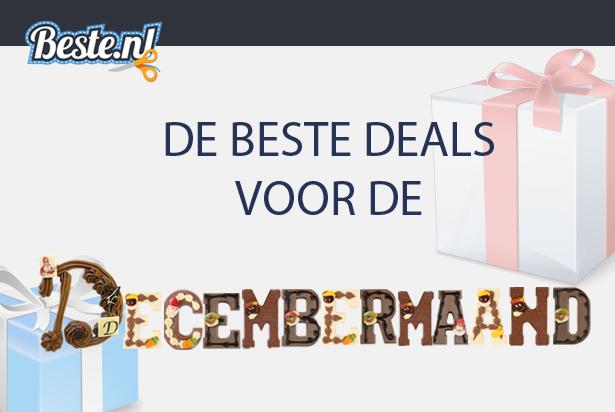 De beste decemberdeals van Beste.nl