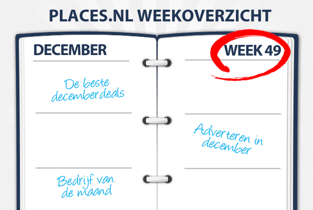 Week 49: Decemberdeals & decemberdrukte