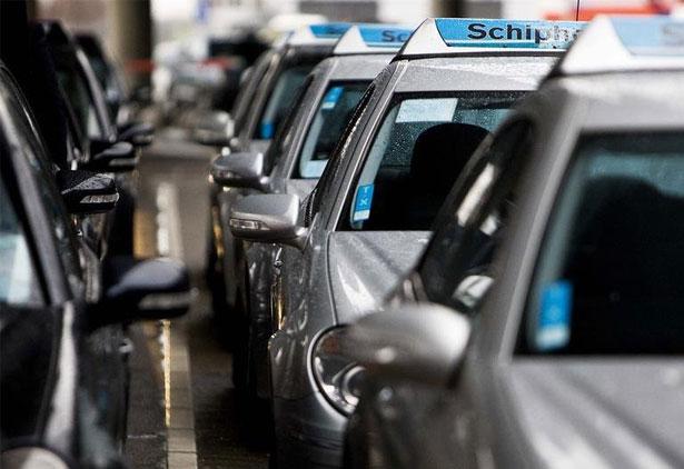Online zoekopdrachten naar Taxi 400% hoger op oudejaarsdag