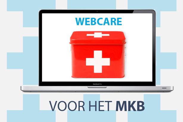 Webcare voor uw mkb-onderneming