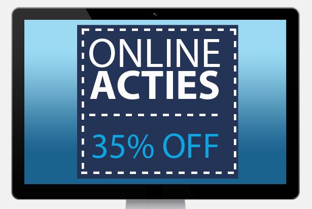 Online acties: hoe stimuleert u de verkoop?