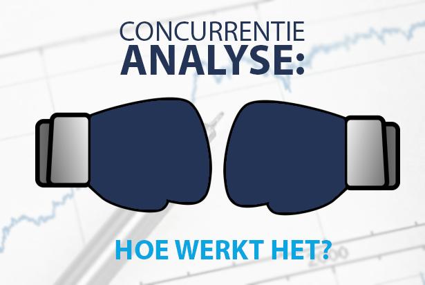 Concurrentieanalyse: ontdek andere spelers in het veld!