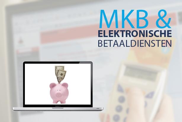 MKB tevreden over elektronische betaaldiensten