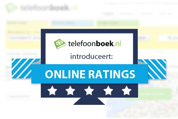 Bedrijfsratings op Telefoonboek.nl: laat een goede indruk achter!