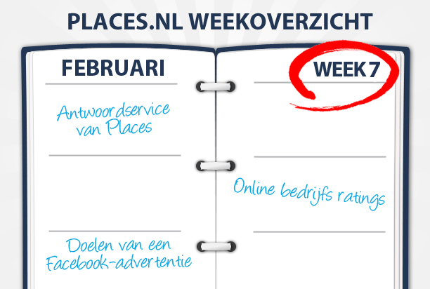 Places Antwoordservice en de beste deals van februari