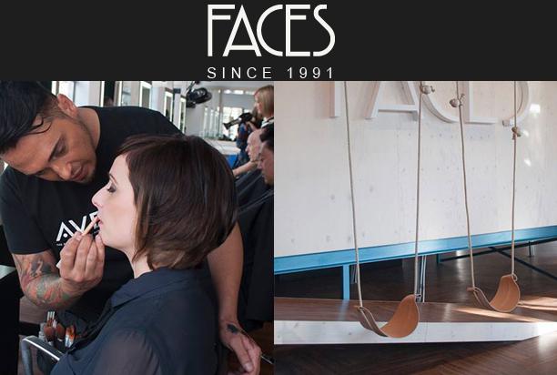 Faces Kappers: 'Een salon van de toekomst'