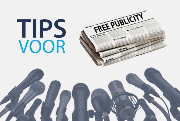 Free publicity voor uw MKB