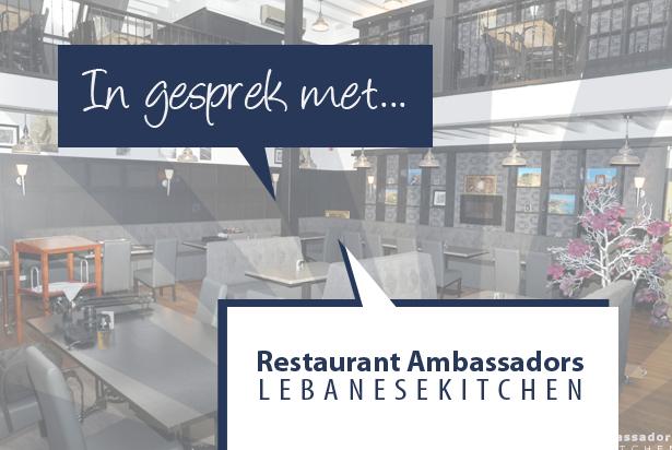 In gesprek met... restaurant Ambassadors