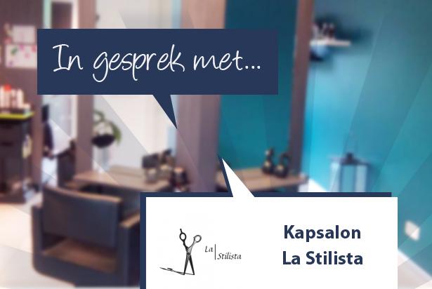 In gesprek met Kapsalon La Stilista