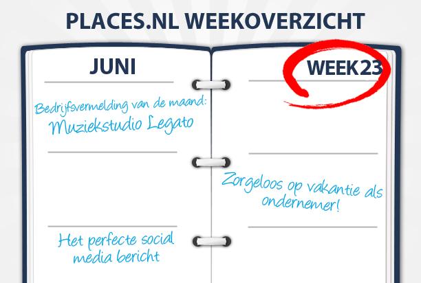 Week 23: Het perfecte social media bericht en reviews op Telefoonboek.nl