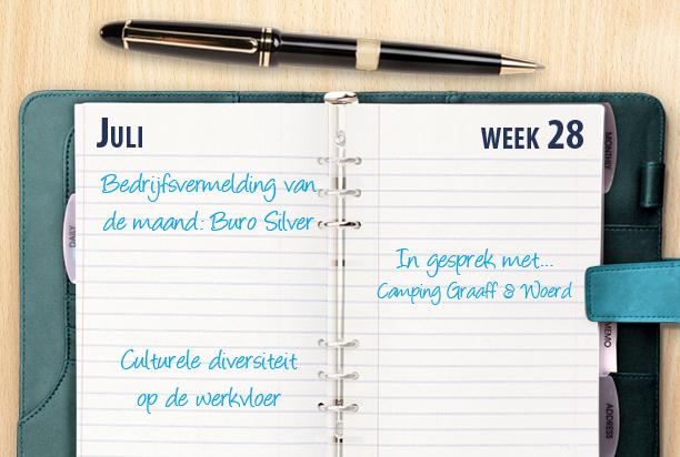Week 28: Culturele diversiteit en do's en don'ts van LinkedIn