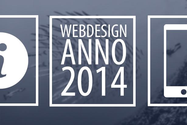 Website design van nu: 7 webdesign trends