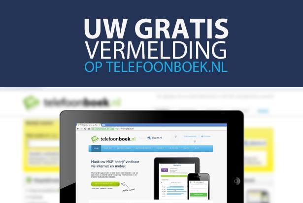 Telefoonboek.nl: meer klanten en omzet!