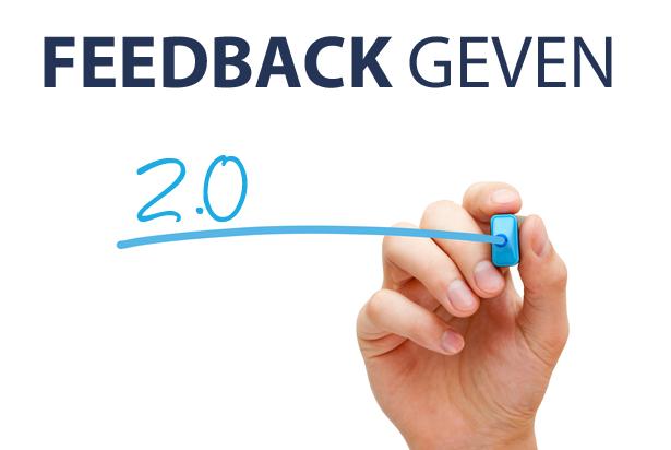 Feedback geven 2.0: de tips & tricks