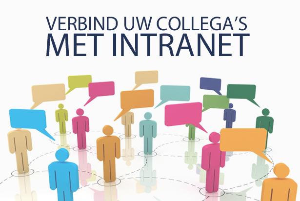 Intranet: interne social media als de nieuwe vrijdagmiddagborrel