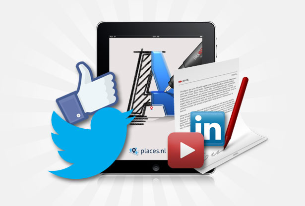 Nieuw op Places.nl: Ondersteuning bij uw marketing!
