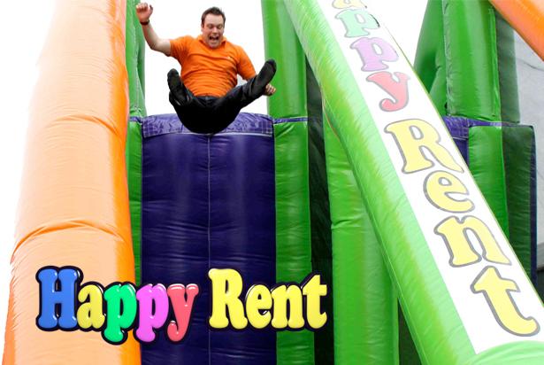 Happy Rent: 'Wij verhuren alleen maar leuke dingen.'