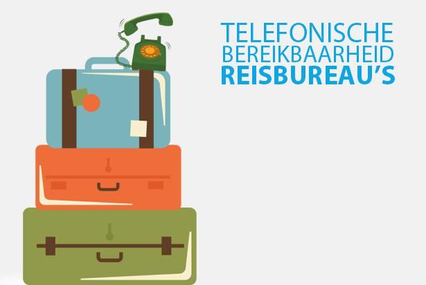 Places Antwoordservice: reisbureaus lastig telefonisch te bereiken