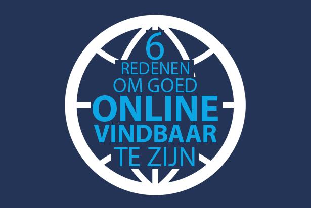 Het belang van online vindbaarheid: 6 redenen