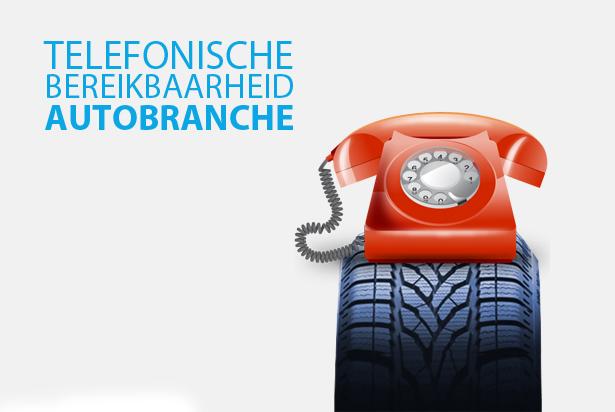 Places Antwoordservice: autobranche vaak telefonisch onbereikbaar