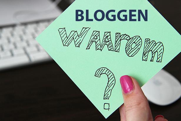 Bloggen: waarom doet iedereen het?