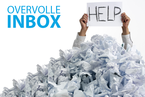 Places Antwoordservice: weg met die overvolle inbox!