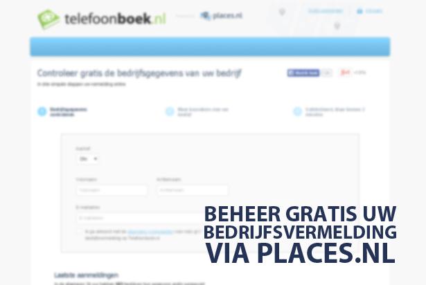 Online vindbaar met bedrijfsvermelding op Places