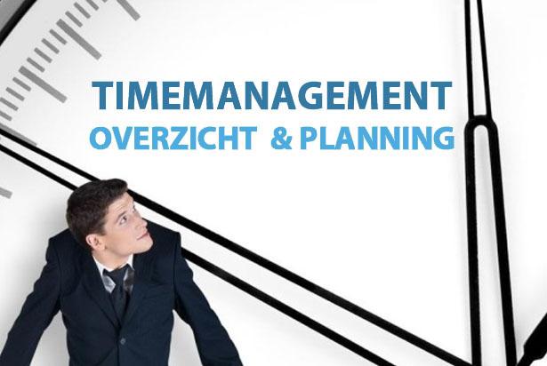 Timemanagement: maak het uzelf gemakkelijk met een overzichtelijke planning