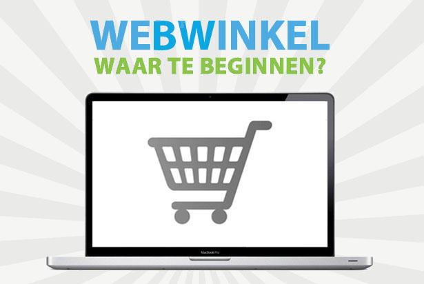 Een webwinkel: waar begint u?