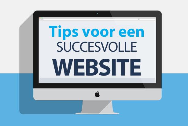 Tips voor een succesvolle website voor uw onderneming