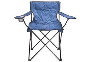Canvas stoel metalen frame zonder armleuningen for Stoel metalen frame