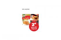 knorr of bertolli maaltijdpakketten
