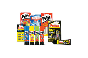 pritt pattex en loctite lijm 30 korting. Black Bedroom Furniture Sets. Home Design Ideas