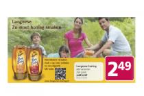 langnese honing