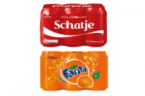 coca cola of fanta 6 pack