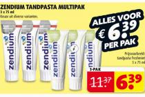 zendium tandpasta multipak
