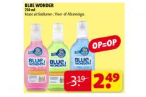 blue wonder 750 ml