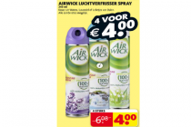 airwick luchtverfrisser spray