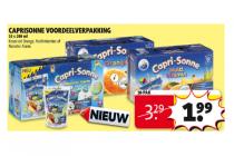capri sonne voordeelverpakking