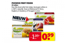 pickwick fruit fusion