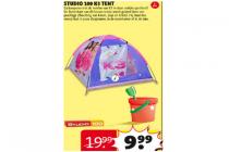 studio 100 k3 tent
