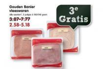 gouden banier vleeswaren