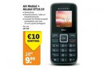 ah mobiel plus alcatel ot10.10