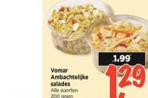 vomar ambachtelijke salades