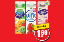 campina goedemorgen optimel of vifit drink