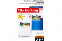 centrum multivitaminen 180 tabletten