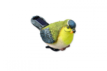 solarlamp vogel met klem